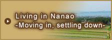 nanao living ... emigration domiciliation ...